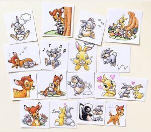 Disney Bambi Stickers Thumper