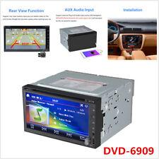 "6.95""2Din Auto DVD Lettore Multimediale Bluetooth Autoradio AUDIO STEREO LETTORE MP5"