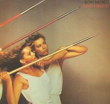 Roxy Music Flesh & Blood US LP