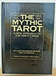 The Mythic Tarot - A New Approach to The Tarot Cards - Complete Pack
