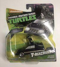 Nickelodeon Teenage Mutant Ninja Turtles T-Machines Rat King In Hearse Car