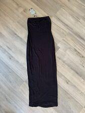 BNWT Boohoo Maya Bandeau Bodycon Midi Dress Size 6