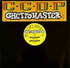 "C·C·D·P (CULTURE CLASH DANCE PARTY) - Ghetto Blaster (12"") (G-VG/G-)"