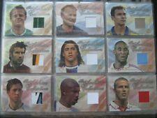 BECKHAM 2004 Futera Jersey /250