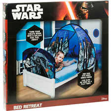 Disney Star Wars Kids Bed Retreat Play Tent Cubby House Darth Vader Stormtrooper