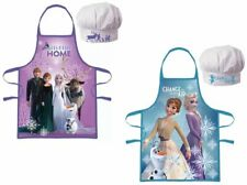 Official Disney Frozen 2 Apron Set Kids Children Christmas Baking Gift 3-8 Years