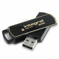 Lecteurs flash USB Integral, 8 Go