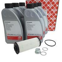 Hydraulikfiltersatz DSG Getriebe DCG Getriebeservice für VW Audi Q3 Tiguan DQ250