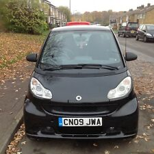 2009 Mhd Smart Car Fortwo 8.0 Cdi Automatic 80 + to a Gallon & £0.00 Road Tax