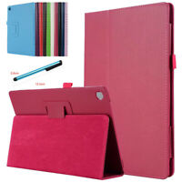"For Huawei Mediapad M5 M5 Pro 8.4"" 10.8"" Tablet Flip PU Leather Stand Cover Case"