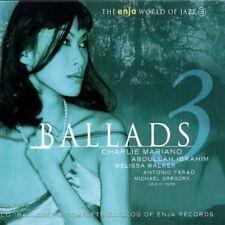 Enja world of Jazz 3-Ballads (2002) Antonio Faraò, stefanie schlesinge [CD album]