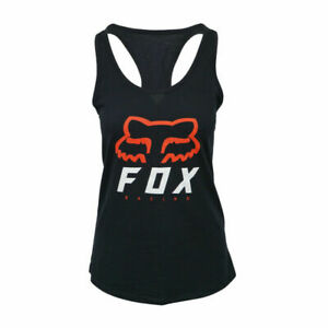 "White Fox Women/'s Tank-top /""Enduro Muscle/"" Dri release"
