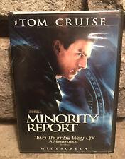 Minority Report- Dvd 2 discs-