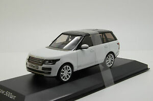 RARE ! Range Rover Vogue Edition 2013 Fuji White VVM 109 PremiumX 1/43