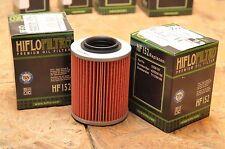 HIFLO FILTRO OIL FILTER HF152 CAN-AM SPYDER APRILIA RSV1000R +MORE  PAIR (2)