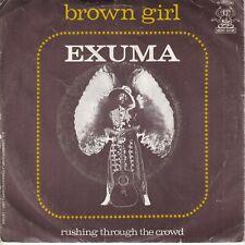 7inch EXUMAbrown girlHOLLAND 1972 EX (S3115)