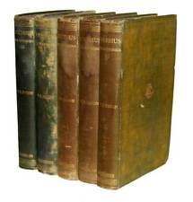 Polybius. The Histories. 5 Vols (de 6). William Heinemann / G.P. Putnam´s Sons
