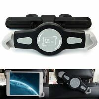 Universal Car Back Seat Headrest Mount Holder For iPad 1/2/3/4/5 Tablet Galaxy