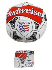 Vintage 90s 1994 World Cup USA Soccer Inflatable Soccer Ball Promo NEW