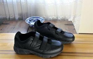 Dr. Scholl's Black Leather Men's Walking Shoes Sz 11 W #313