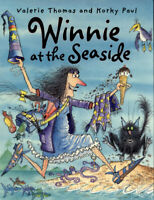 Winnie at the seaside by Valerie Thomas (Paperback / softback) Amazing Value