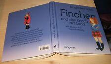 Kinderbuch  -  Finchen und der Krach mit Lena  - Magdalen Nabb