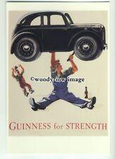 ad3709 - Guinness - Guinness Car Mechanic - Modern Advert Postcard