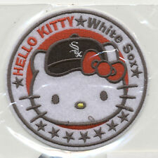 Hello Kitty Chicago White Sox Stadium Exclusive Patch