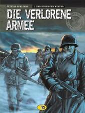 Die verlorene Armee 1 von Olivier Speltens (Gebundene Ausgabe)