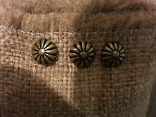 100 Daisy Nails Upholstery Tacks Decorative