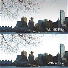 "Cavision 4x5.65"" Grad ND 0.6 Glass Filter - (less smooth graduation)"