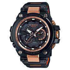 CASIO G-SHOCK MT-G Black Rose Gold Watch GShock MTG-S1000BD-5A