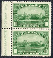 Silver Jubilee 1935 - Windsor Castle - 10c - Scott #215 - Block of 2 - MNH
