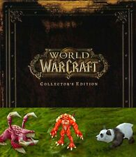 World of Warcraft WoW  Classic  Vanilla  Collectors Edition EU 3 pets incl.