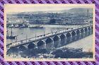 CPA 33 - BORDEAUX - le pont vue d'ensemble