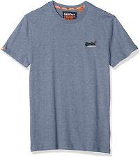 MEN: SUPERDRY Orange label Vintage Embroidered Tshirt