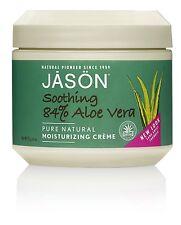 Jason Natural Cosmetic Organic Face Creme Aloe Vera Cocoa Butter Yam Vitamins