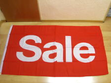 Fahne Flagge Sale  Zu Verkauf Rot - 90 x 150 cm
