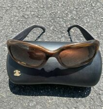 CHANEL SUNGLASSES WITH LEATHER CASE DESIGNER FASHION BRAND RARE *MAKE AN OFFER*