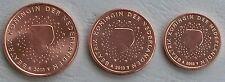 1+2+5 Euro Cent Niederlande 2013 unz