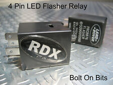 RDX 4 Pin Flasher Relay for LED WIPAC lamps THE ONE THAT ACTUALLY WORKS Defender