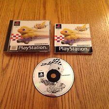 Chocobo Racing PS1 Rare Classic Games PAL version