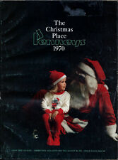 1970 PENNEYS THE CHRISTMAS PLACE '70 CHRISTMAS CATALOG PENNEY