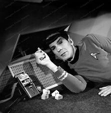 8x10 Print Leonard Nimoy Star Trek 1966 #1008962