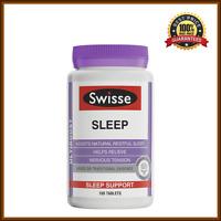 Swisse Sleep Tablets Ultiboost Sleep Relax 100 Tablets