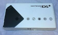 Nintendo DSi Matte Black Handheld Console No game included