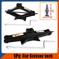 Car Lift Scissor Jack Hand Automotive Spare Tire Tool For Hyundai Toyota Nissan