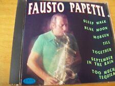 FAUSTO PAPETTI OMONIMO CD MINT- JOKER