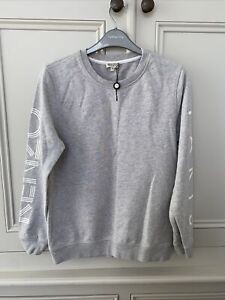 Authentic Grey Kenzo Jumper Age 16