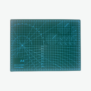 High Quality Cutting Mat Size Non Slip Self Healing Printed Grid Craft Design